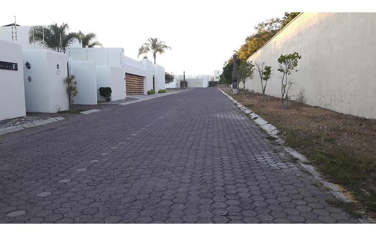Foto de terreno habitacional en venta en  , balcones de juriquilla, querétaro, querétaro, 1601318 No. 07