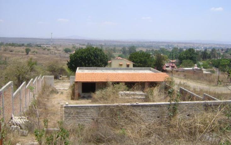 Foto de rancho en venta en  , balcones de la calera, tlajomulco de zúñiga, jalisco, 778937 No. 01
