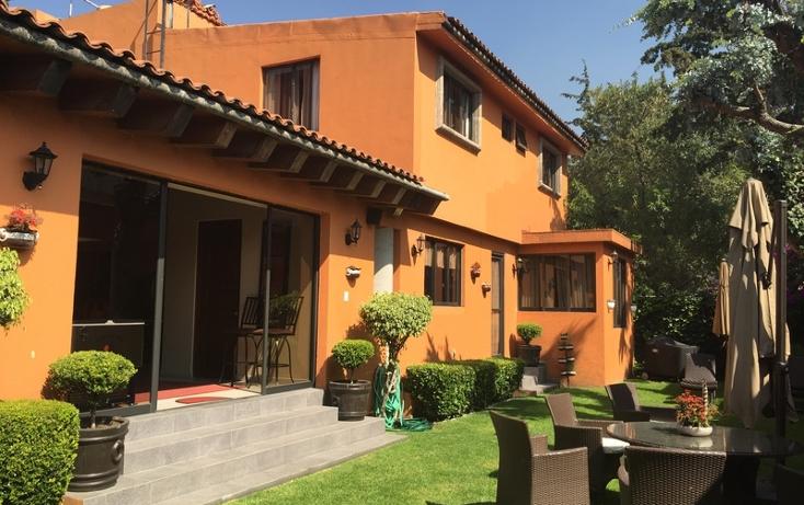 Foto de casa en venta en  , balcones de la herradura, huixquilucan, méxico, 1514214 No. 01