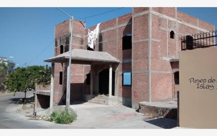 Foto de edificio en venta en  , balcones de loma linda, mazatlán, sinaloa, 804581 No. 01