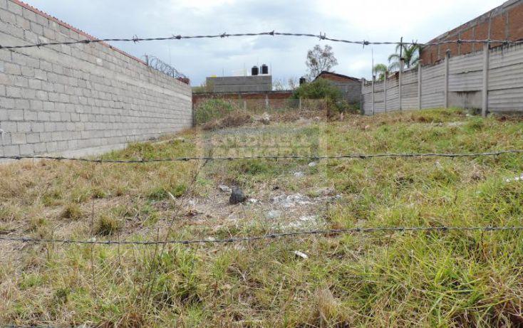 Foto de terreno habitacional en venta en balcones de santa mara 1, balcones de santa maria, morelia, michoacán de ocampo, 564340 no 02