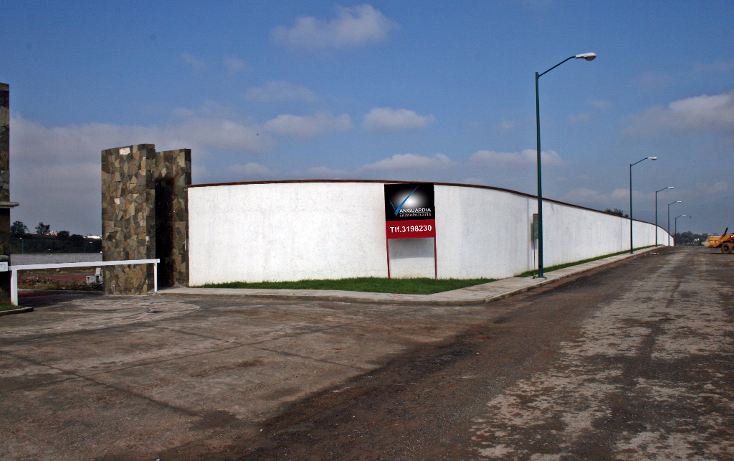 Foto de terreno habitacional en venta en  , balcones de santa maria, morelia, michoacán de ocampo, 1229543 No. 02