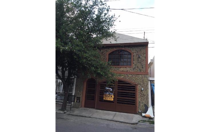 Foto de casa en venta en  , balcones de santo domingo, san nicolás de los garza, nuevo león, 1599630 No. 01