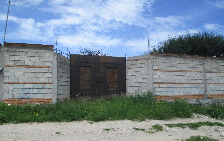 Foto de terreno habitacional en venta en  , balcones de tequisquiapan, tequisquiapan, querétaro, 1708746 No. 01