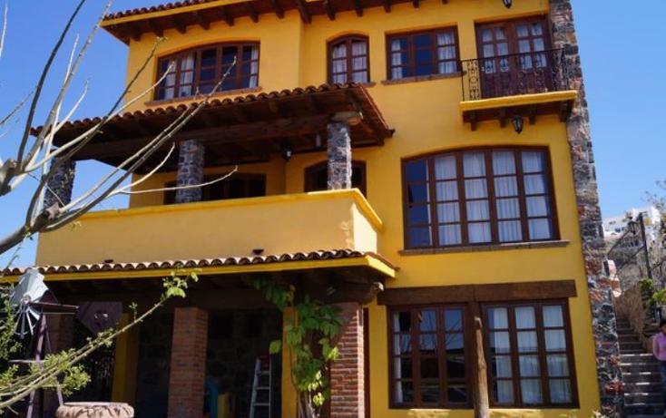 Foto de casa en venta en  , balcones del acueducto, querétaro, querétaro, 402980 No. 01