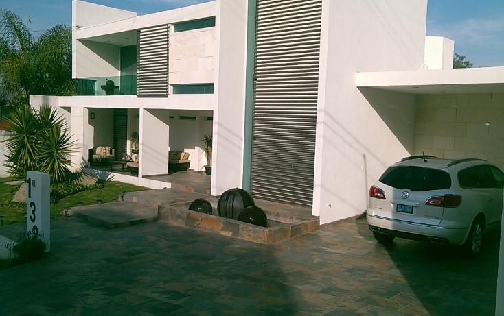 Foto de casa en venta en  , balcones del campestre, león, guanajuato, 1113941 No. 02