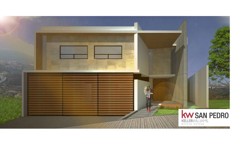 Foto de casa en venta en  , balcones del campestre, san pedro garza garcía, nuevo león, 1557822 No. 01