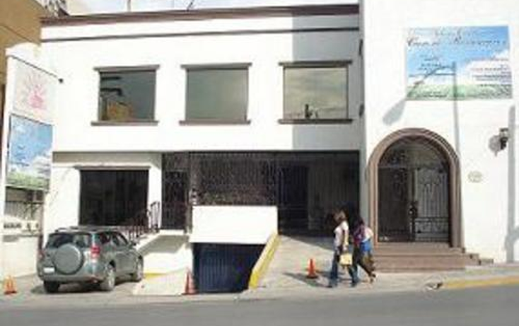 Foto de oficina en venta en  , balcones del carmen, monterrey, nuevo león, 1139597 No. 01