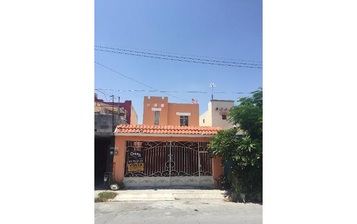 Foto de casa en venta en  , balcones del norte iii, apodaca, nuevo león, 1678074 No. 01