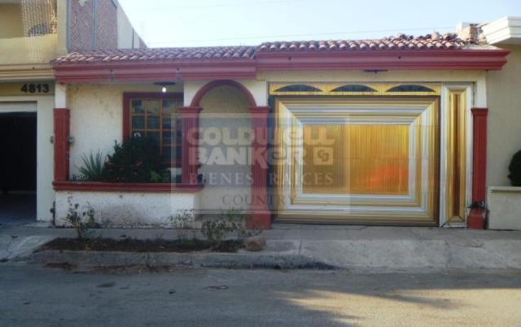 Foto de casa en venta en  , balcones del valle, culiacán, sinaloa, 1839044 No. 01