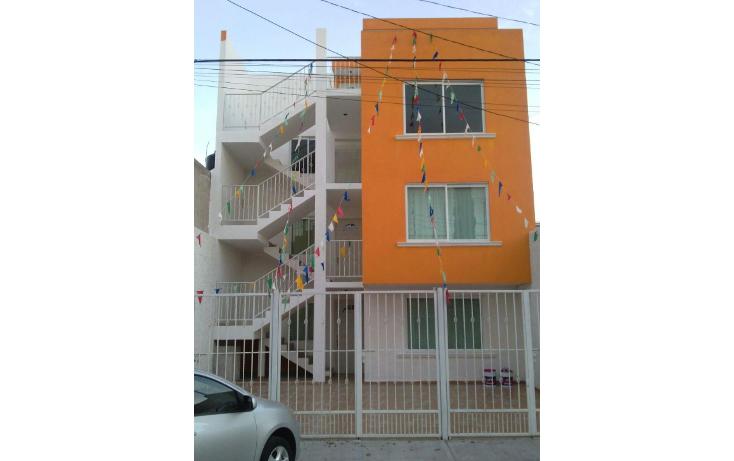Foto de departamento en venta en  , balcones del valle, san luis potosí, san luis potosí, 1261723 No. 01