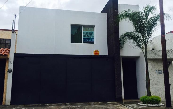 Foto de casa en venta en  , balcones del valle, san luis potosí, san luis potosí, 1429789 No. 01