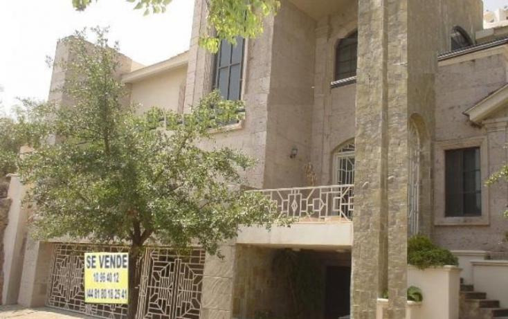 Foto de casa en venta en, balcones del valle, san pedro garza garcía, nuevo león, 552095 no 01