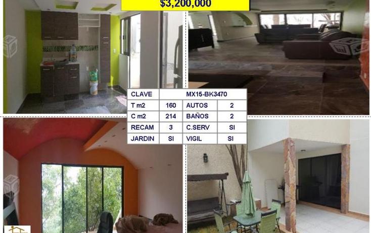 Foto de casa en venta en  , balcones del valle, tlalnepantla de baz, m?xico, 1431465 No. 01