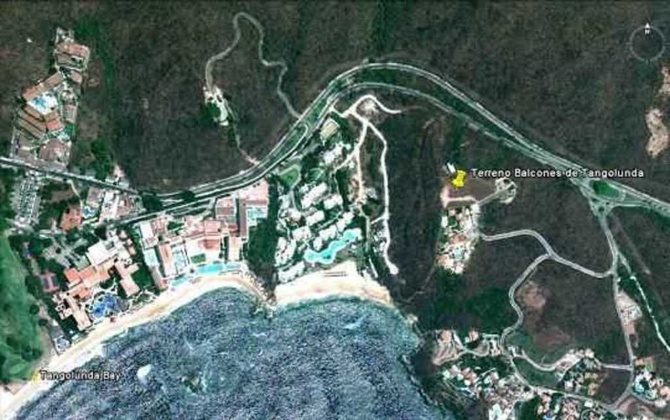 Foto de terreno habitacional en venta en  , balcones tangolunda, santa mar?a huatulco, oaxaca, 1095421 No. 02