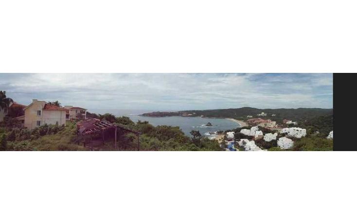 Foto de terreno habitacional en venta en  , balcones tangolunda, santa mar?a huatulco, oaxaca, 1095421 No. 04