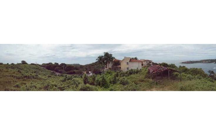 Foto de terreno habitacional en venta en  , balcones tangolunda, santa mar?a huatulco, oaxaca, 1095421 No. 06