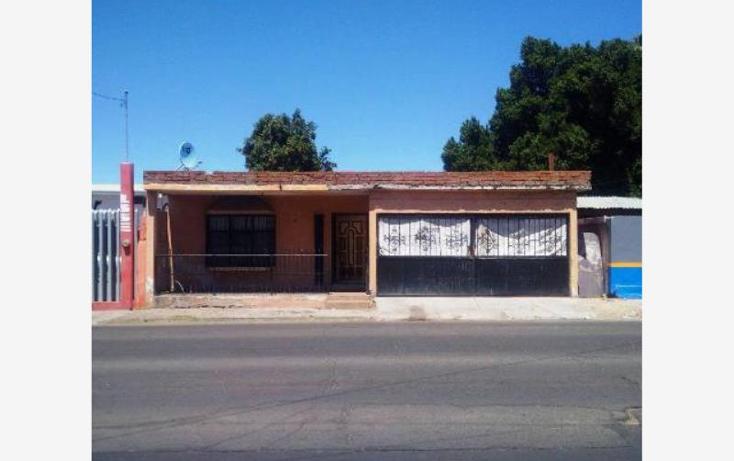 Foto de casa en venta en  , balderrama, hermosillo, sonora, 1762890 No. 01