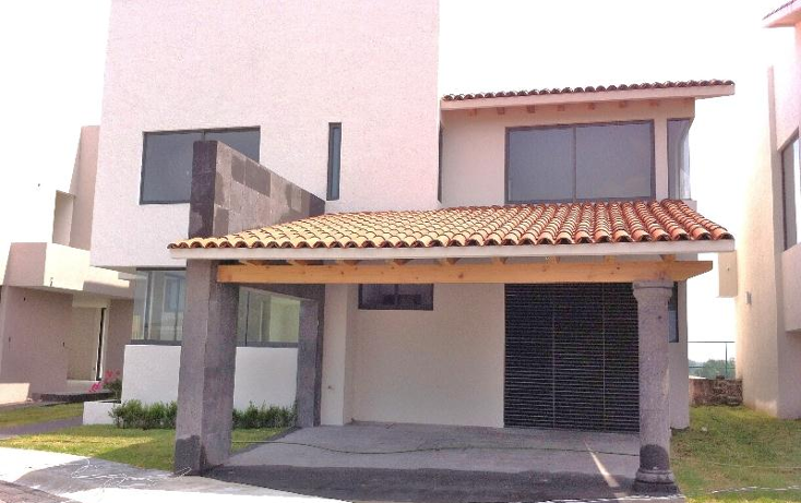 Foto de casa en venta en balvanera 1, balvanera polo y country club, corregidora, quer?taro, 385251 No. 01
