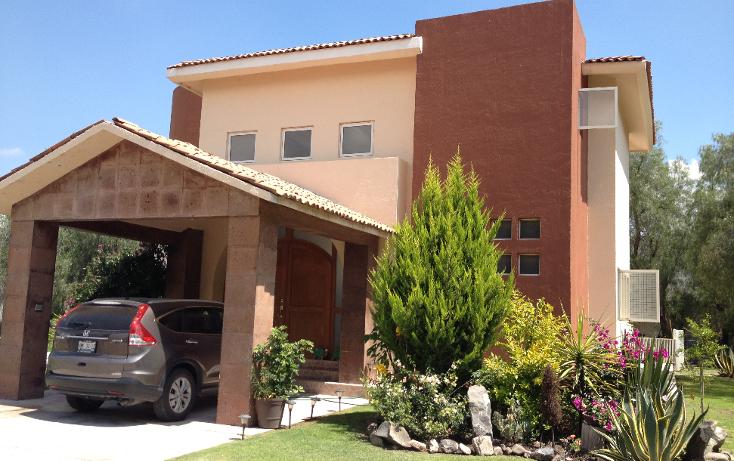 Foto de casa en condominio en venta en  , balvanera polo y country club, corregidora, querétaro, 1189021 No. 01