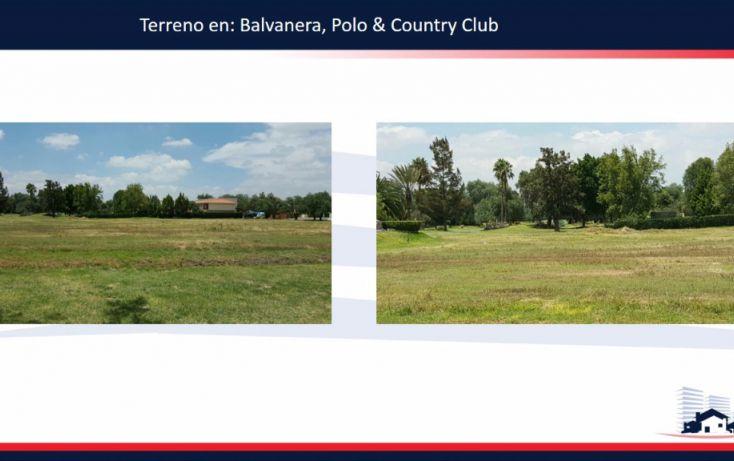 Foto de terreno habitacional en venta en, balvanera polo y country club, corregidora, querétaro, 1342919 no 01