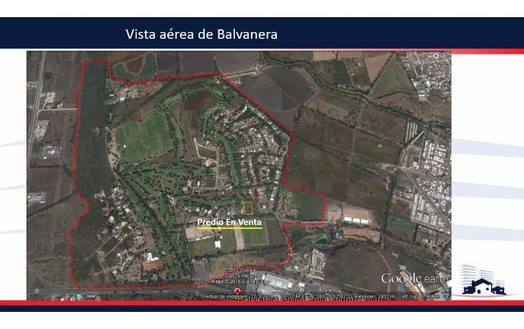 Foto de terreno habitacional en venta en  , balvanera polo y country club, corregidora, querétaro, 1342919 No. 03