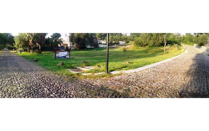 Foto de terreno habitacional en venta en  , balvanera polo y country club, corregidora, querétaro, 1637702 No. 01