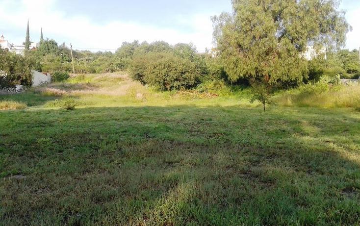 Foto de terreno habitacional en venta en  , balvanera polo y country club, corregidora, querétaro, 1637702 No. 03