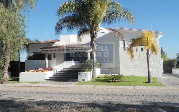 Foto de casa en venta en, balvanera polo y country club, corregidora, querétaro, 1838622 no 01