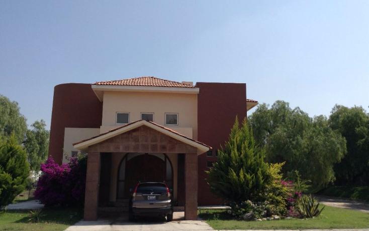 Foto de casa en venta en  , balvanera polo y country club, corregidora, querétaro, 941851 No. 01