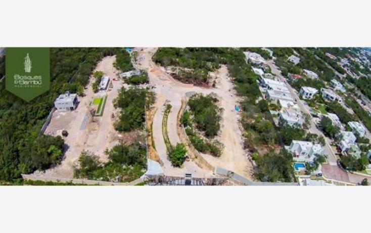 Foto de terreno habitacional en venta en bambu 31, ejidal, solidaridad, quintana roo, 1900146 no 06