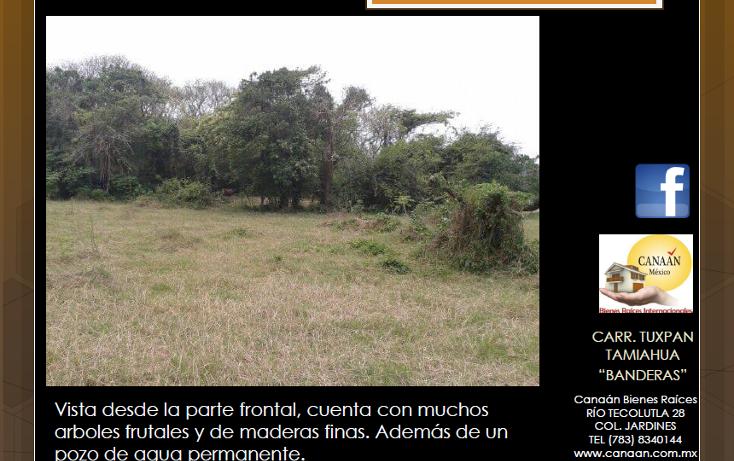 Foto de terreno comercial en venta en  , banderas, tuxpan, veracruz de ignacio de la llave, 1143539 No. 03
