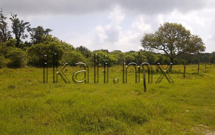 Foto de terreno habitacional en venta en s/n , banderas, tuxpan, veracruz de ignacio de la llave, 582260 No. 01