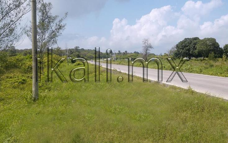 Foto de terreno habitacional en venta en s/n , banderas, tuxpan, veracruz de ignacio de la llave, 582260 No. 02
