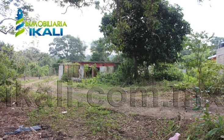 Foto de terreno habitacional en venta en  , banderas, tuxpan, veracruz de ignacio de la llave, 765743 No. 01