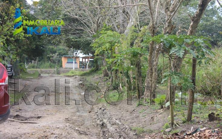 Foto de terreno habitacional en venta en  , banderas, tuxpan, veracruz de ignacio de la llave, 765743 No. 04