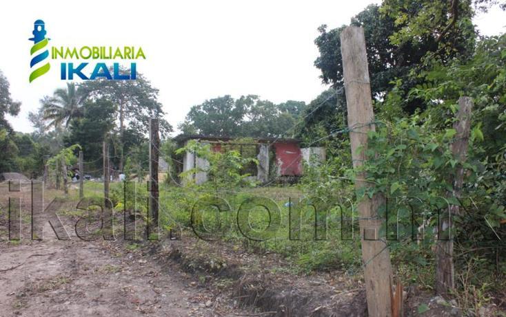Foto de terreno habitacional en venta en  , banderas, tuxpan, veracruz de ignacio de la llave, 765743 No. 05