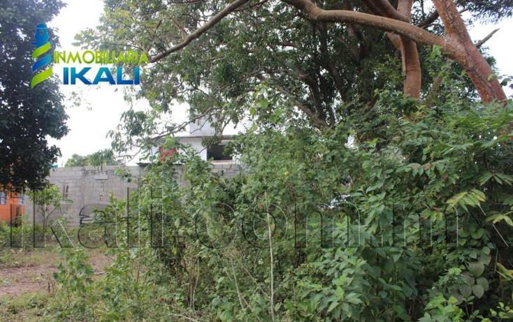 Foto de terreno habitacional en venta en  , banderas, tuxpan, veracruz de ignacio de la llave, 765743 No. 06