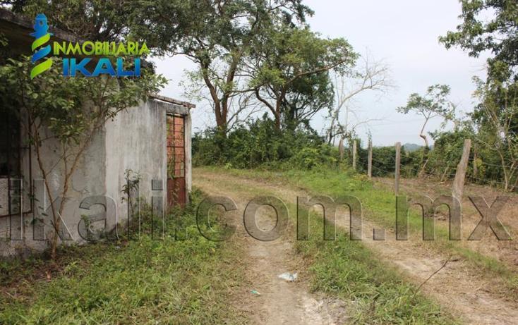 Foto de terreno habitacional en venta en  , banderas, tuxpan, veracruz de ignacio de la llave, 765743 No. 10