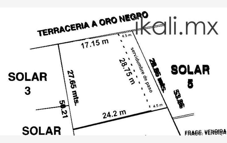 Foto de terreno habitacional en venta en  , banderas, tuxpan, veracruz de ignacio de la llave, 765743 No. 11