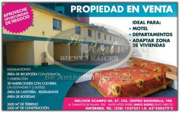 Foto de edificio en venta en, banderilla centro, banderilla, veracruz, 1573390 no 11