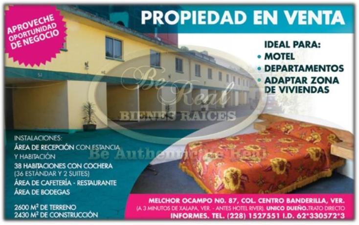 Foto de edificio en venta en  , banderilla centro, banderilla, veracruz de ignacio de la llave, 1573390 No. 11