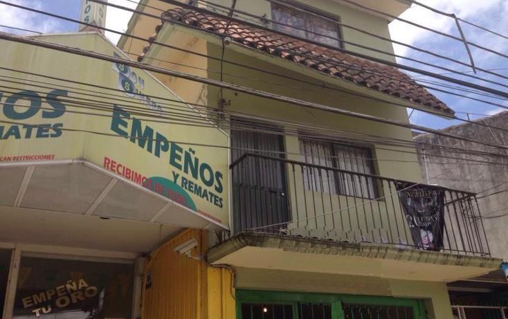 Foto de edificio en venta en  , banderilla centro, banderilla, veracruz de ignacio de la llave, 2040398 No. 01