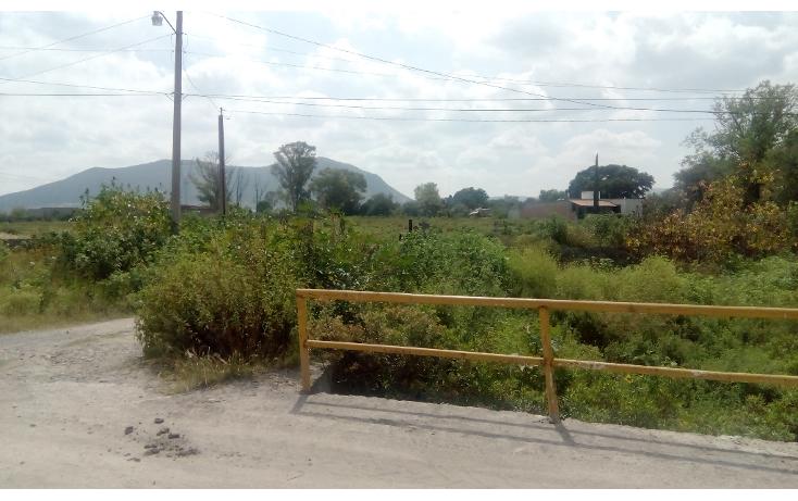Foto de terreno habitacional en venta en  , banthí, san juan del río, querétaro, 1065337 No. 04