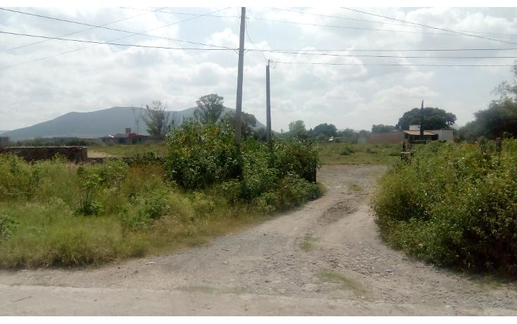 Foto de terreno habitacional en venta en  , banthí, san juan del río, querétaro, 1065337 No. 05