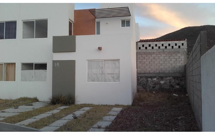 Foto de casa en venta en  , banthí, san juan del río, querétaro, 1664740 No. 01