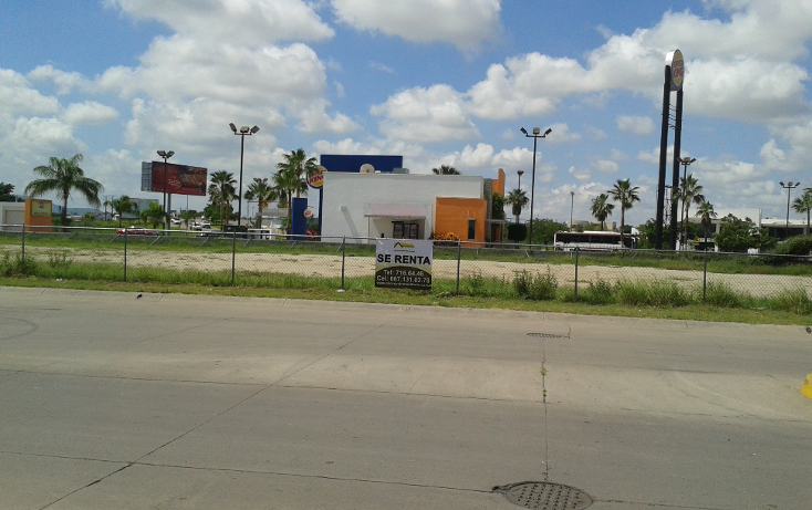 Foto de terreno comercial en renta en  , banus 360, culiac?n, sinaloa, 1065299 No. 01
