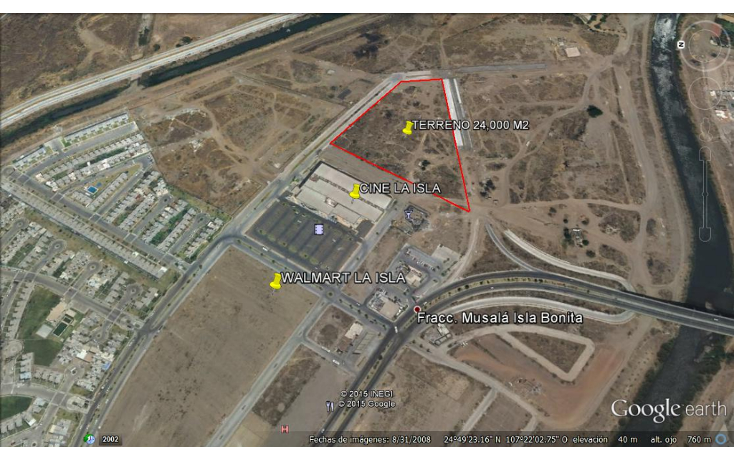 Foto de terreno comercial en renta en  , banus 360, culiacán, sinaloa, 1136281 No. 01