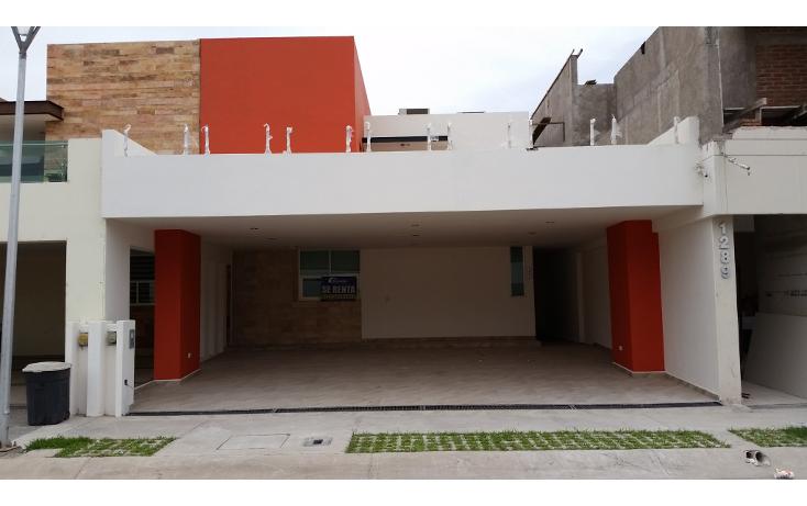 Foto de casa en renta en  , banus, culiacán, sinaloa, 1314583 No. 01