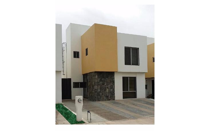 Foto de casa en renta en  , banus, hermosillo, sonora, 2031450 No. 01
